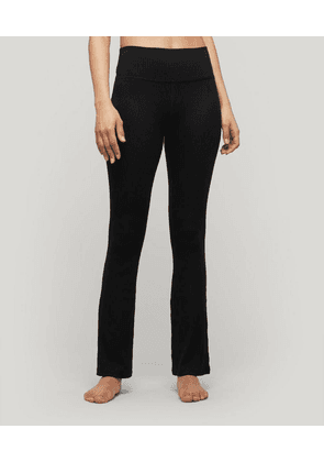 Step Beyond High-Waist Flared Trousers