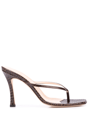 Brother Vellies Audre sandals - Brown