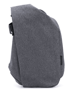Côte & Ciel draped Isar backpack - Grey