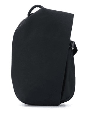 Côte & Ciel draped Isar backpack - Black