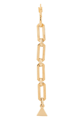 Coup De Coeur chain drop earring - GOLD