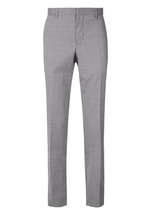 Cerruti 1881 slim fit tailored trousers - Grey