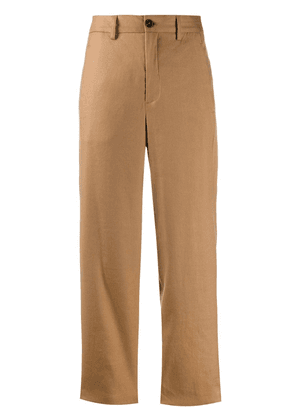 Closed Ludwig cropped trousers - NEUTRALS