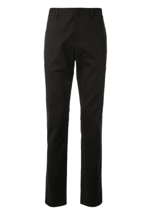 CK Calvin Klein stitch detail high-waisted tailored trousers - Black