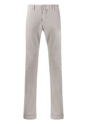 Jacob Cohen Bobby chino trousers - Grey