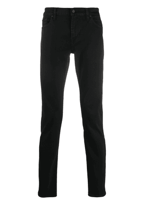 7 For All Mankind Ronnie Tapered Lux Performance skinny jeans - Black