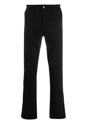 7 For All Mankind Slimmy slim-fit chinos - Black
