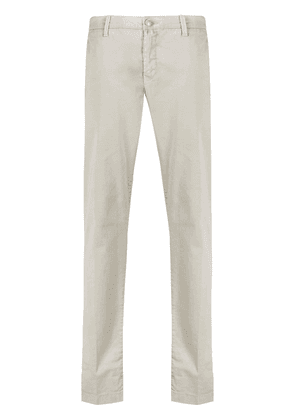 Jacob Cohen Bobby chino trousers - NEUTRALS
