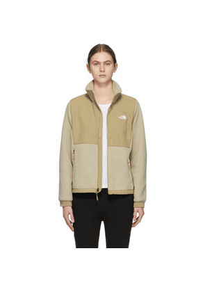 The North Face Beige Denali 2 Jacket