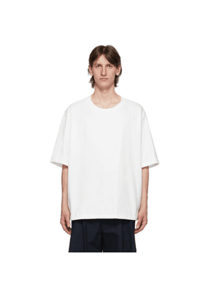 Camiel Fortgens White Heavy Jersey T-Shirt