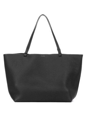 Park leather tote