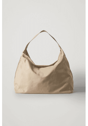 RECYCLED NYLON TOTE
