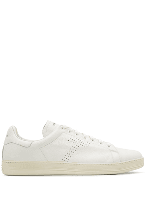 Tom Ford Warwick low-top sneakers - White