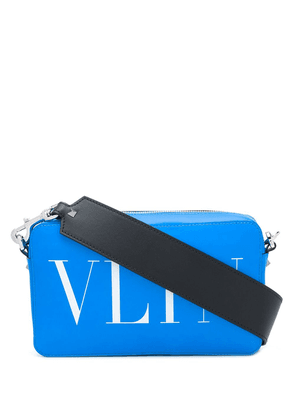 Valentino Valentino Garavani VLTN shoulder bag - Blue