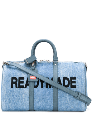 Diesel Red Tag Readymade holdall - Blue