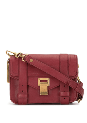 Proenza Schouler mini PS1 satchel - Red
