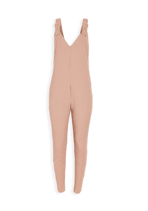 WeWoreWhat Knit Jumpsuit