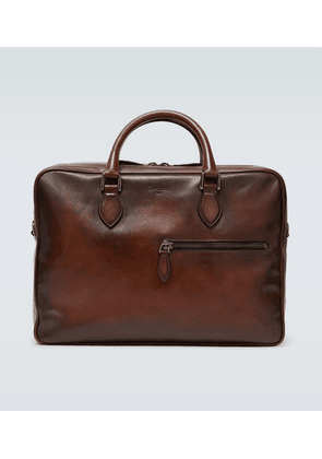 F088 leather briefcase