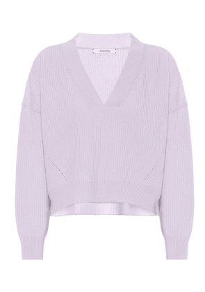 Timeless Ease wool-blend sweater
