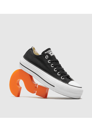 Converse Chuck Taylor All Star Lift Canvas Low Top Women's, black