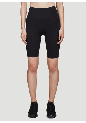 Y-3 Technical Long Shorts in Black size XS