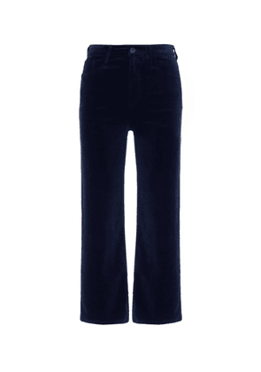 Etta Wide Leg Cropped Jeans