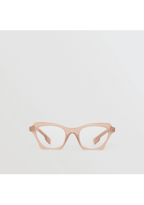 Burberry Butterfly Optical Frames, Brown