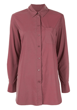 Sies Marjan long sleeve shirt - PURPLE