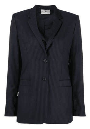 Coperni straight-fit blazer - Blue