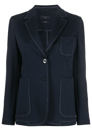 Circolo 1901 tailored blazer - Blue