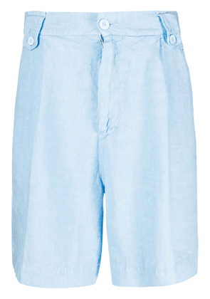 Costumein knee-length chino shorts - Blue