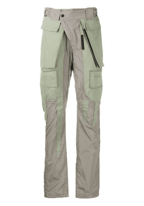Ottolinger tape tapered trousers - Grey