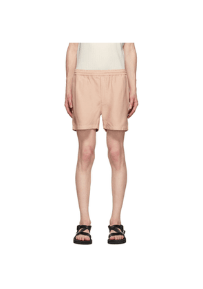 Second/Layer Pink Boxer Shorts