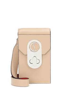 Elisa Phone Pouch leather crossbody bag