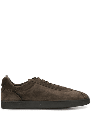 Officine Creative Karma low-top trainers - Brown