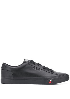 Tommy Hilfiger Signature Tape Lace-up sneakers - Black