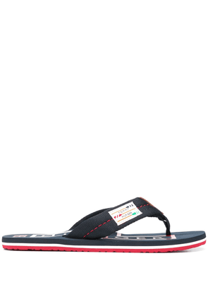 Tommy Hilfiger Badge Beach flip flops - Blue