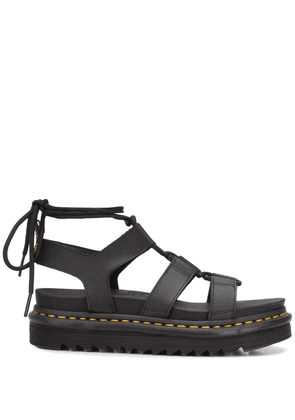 Dr. Martens Nartilla lace up sandals - Black