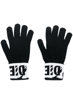 Diesel K-Screex gloves - Black