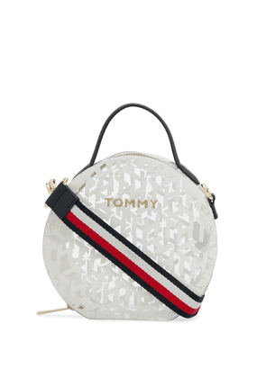 Tommy Hilfiger Tommy Icons Transparent crossbody bag - NEUTRALS