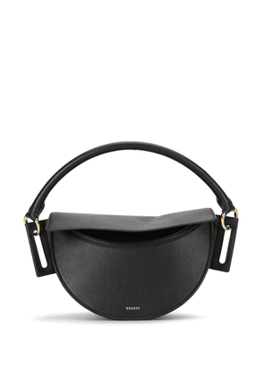 Yuzefi half moon shoulder bag - Black