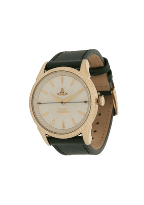 Vivienne Westwood round face watch - Green