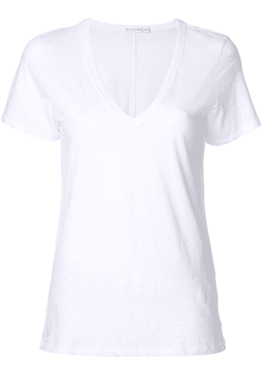 Rag & Bone basic v-neck T-shirt - White
