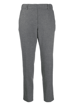 Peserico classic tailored trousers - Grey