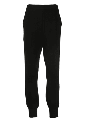 Co tapered jogger trousers - Black