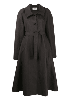 Lemaire belted trench coat - Grey