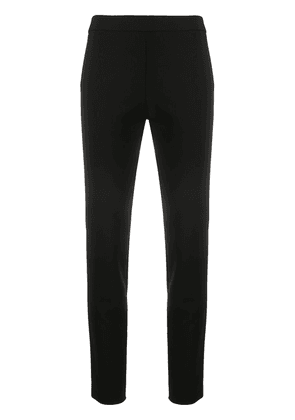 Moschino slim-fit trousers - Black