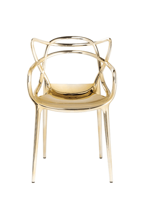 Set Of 2 Master Gold Edition Chairs