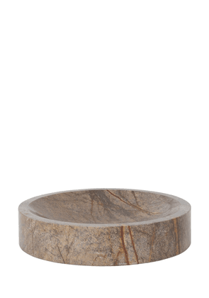 Scape Bidasar Brown Marble Bowl