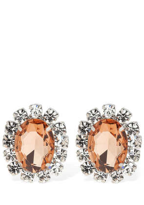 Costume Crystal Clip-on Earrings